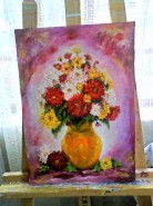 Picturi cu flori Tablou cu flori