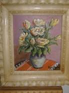 Picturi cu flori Aranjament florar
