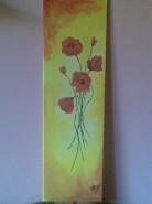 Picturi cu flori Summer