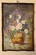 Picturi cu flori Flori de maces - n grigorescu