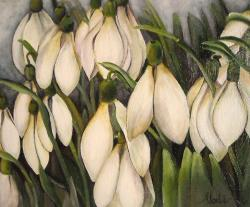 Picturi cu flori prieteni