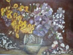 Picturi cu flori Luchian flori
