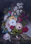 Picturi cu flori Flori 5