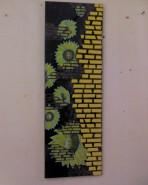 Picturi cu flori Sunflowers effect