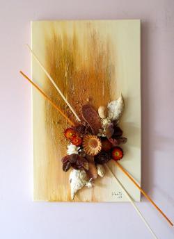 Picturi cu flori SUMMERFLOWER 4