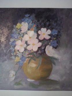 Picturi cu flori Florile lui Grigorescu