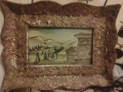 Picturi cu peisaje La munte