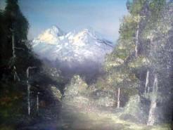 Picturi cu peisaje Lumina