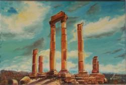 Picturi cu peisaje Contraste