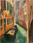 Picturi cu peisaje Venezia