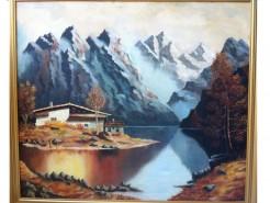 Picturi cu peisaje Peisaj montan