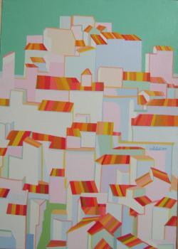 Picturi cu peisaje peisaj andaluz