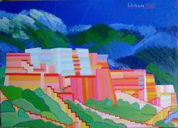Picturi cu peisaje Tibet