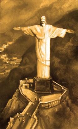 Picturi cu peisaje Brazil