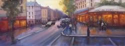 Picturi cu peisaje pariziana 3.