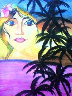 Picturi cu peisaje Irina