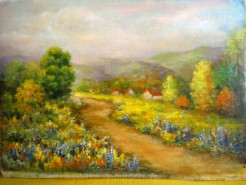 Picturi cu peisaje Armonia naturii