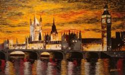 Picturi cu peisaje Londra