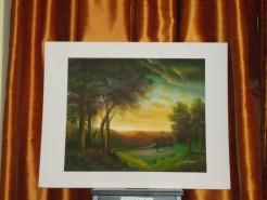 Picturi cu peisaje Poienita