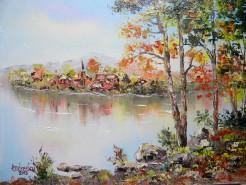 Picturi cu peisaje In lumina zilei