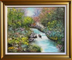 Picturi cu peisaje Parau