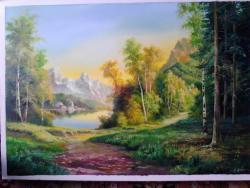 Picturi cu peisaje peisaj n