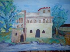 Picturi cu peisaje Vila sutu-studiu