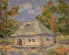 Picturi cu peisaje Casa din humulesti