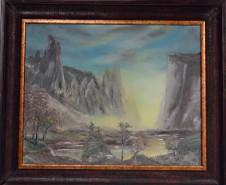 Picturi cu peisaje Soare