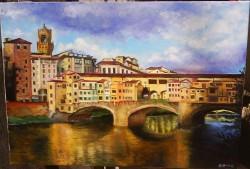 Picturi cu peisaje Italia