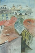Picturi cu peisaje Pasajul villacrosse