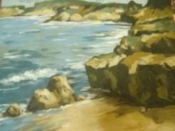 Picturi cu peisaje Tarm