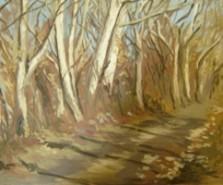 Picturi cu peisaje Zavoi