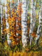 Picturi cu peisaje Culorile toamnei