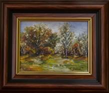 Picturi cu peisaje Miniatura toamna