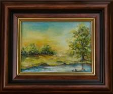 Picturi cu peisaje Miniatura vara