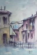 Picturi cu peisaje Oras