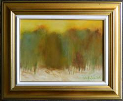 Picturi cu peisaje ''Padure Toamna''