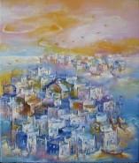 Picturi cu peisaje Peisaj din grecia