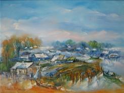 Picturi cu peisaje Peisaj din sulina