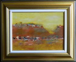 Picturi cu peisaje ''Toamna la Sacele''