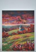 Picturi cu peisaje Refugiu