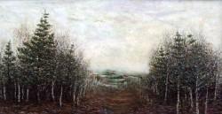 Picturi cu peisaje Poteca.din.padure