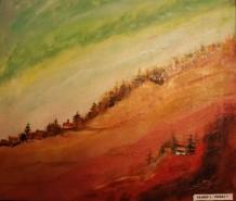 Picturi cu peisaje Peisaj 1