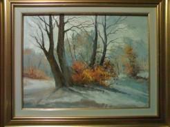 Picturi cu peisaje Copac