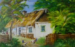 Picturi cu peisaje la tara 1