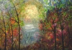Picturi cu peisaje Abis