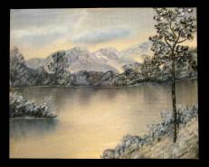 Picturi cu peisaje Ger