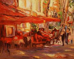 Picturi cu peisaje Citadina 29