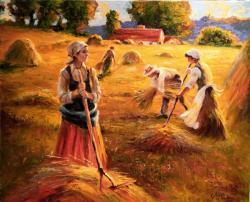 Picturi cu peisaje Citadina 33